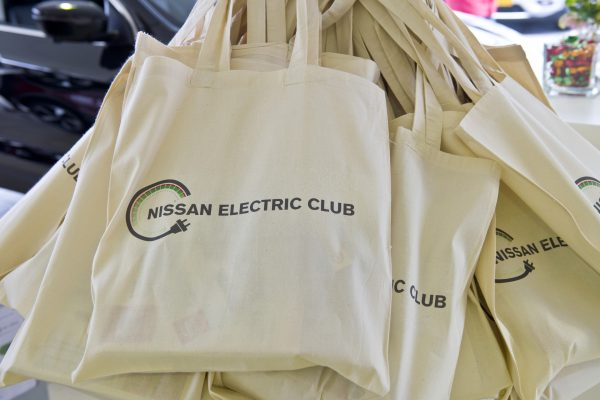 Goodiebag Nissan Electric Club