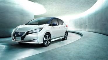 Nieuwe Nissan Leaf