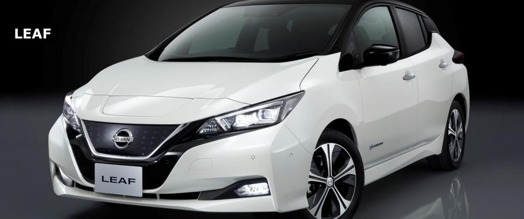 Nieuwe Nissan Leaf 2.0