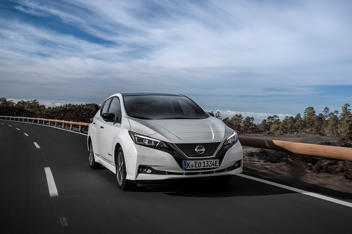 Persbericht De Nieuwe Nissan Leaf Nec Nissan Electric Club