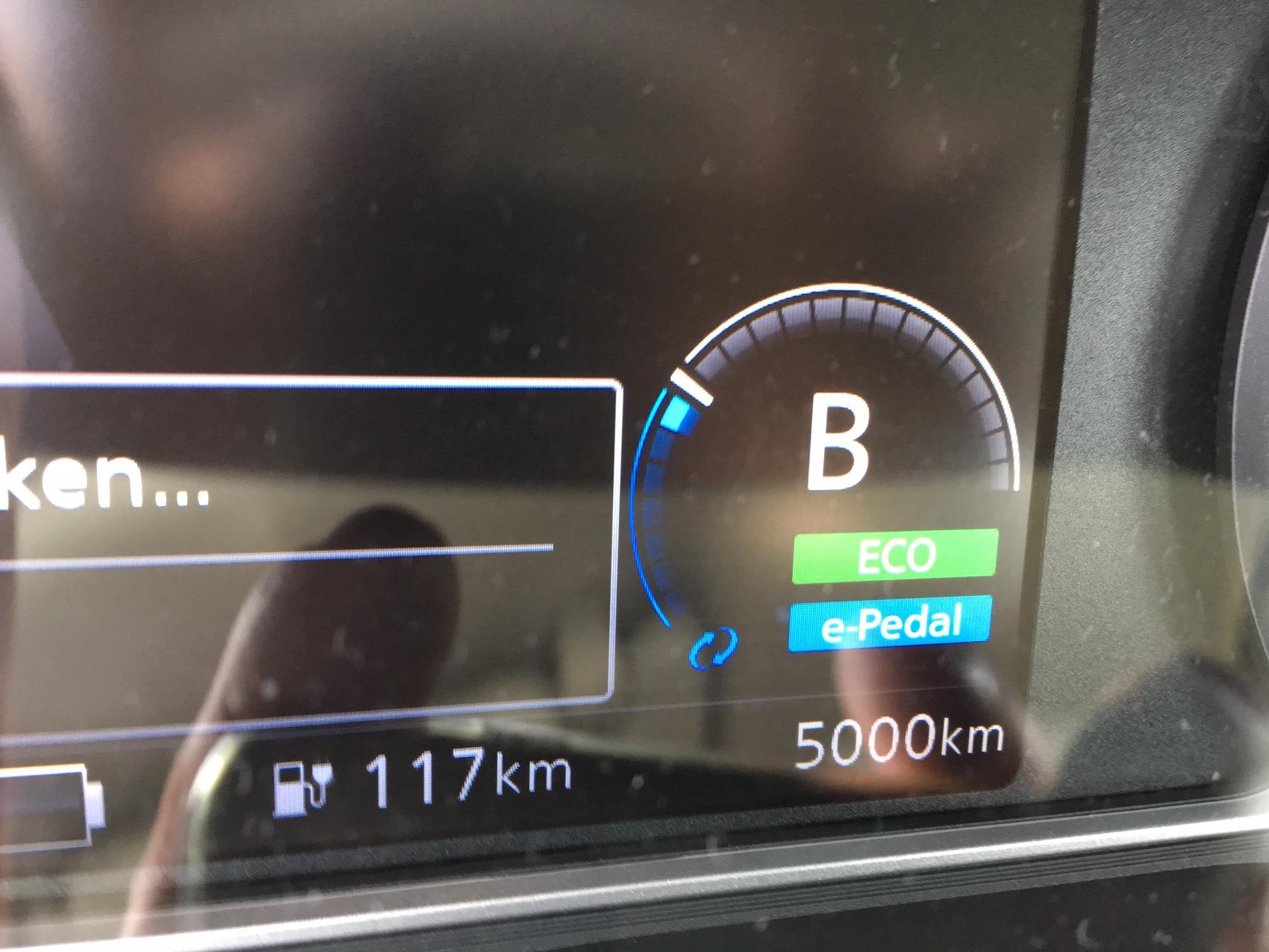 5.000 kilometer op de klok