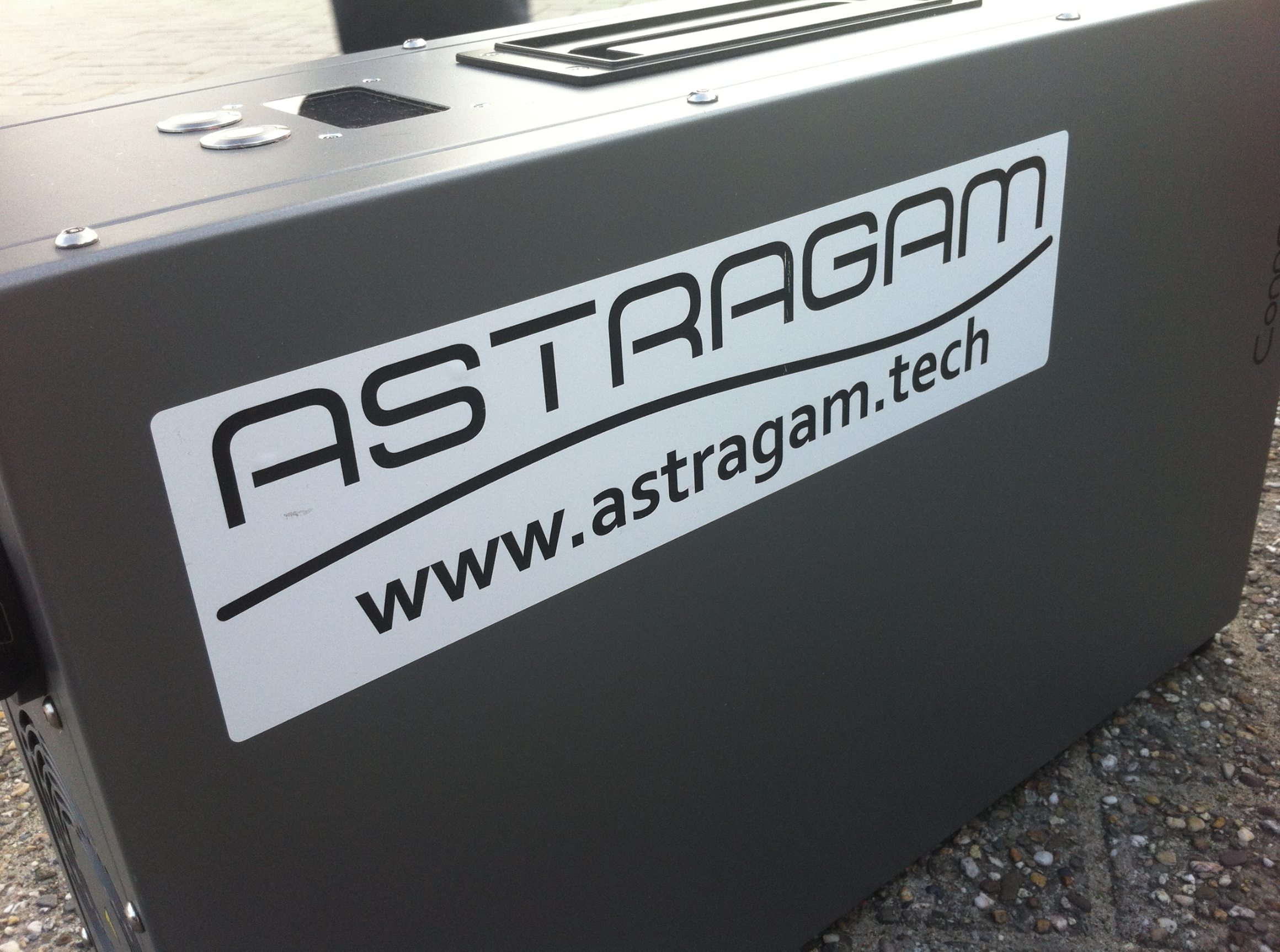 Astragam Tech 2