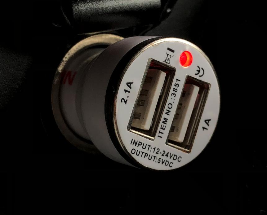 NIssan12V5V convertor