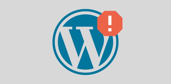 Stop SPAM op WordPress Blog's