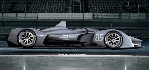 Formula-E 2018-19 model